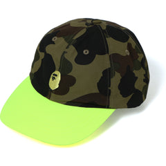 1ST CAMO PANEL CAP MENS