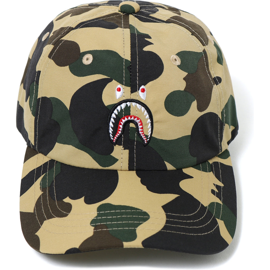 0b226f71d15c ... 1ST CAMO SHARK PANEL CAP MENS ...