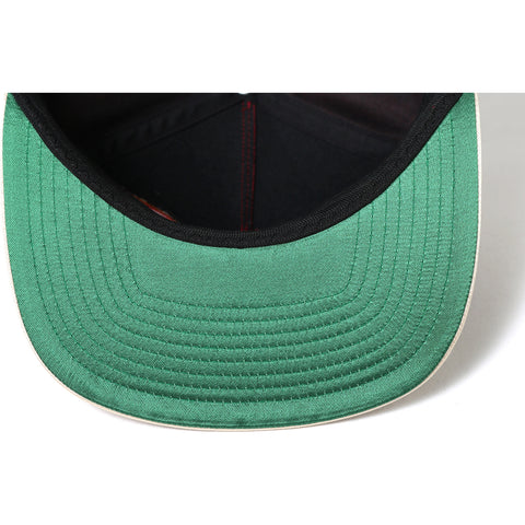 MULTI LETTERED CAP MENS
