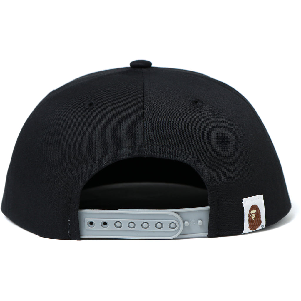BAPE SEQUIN SNAP BACK CAP MENS