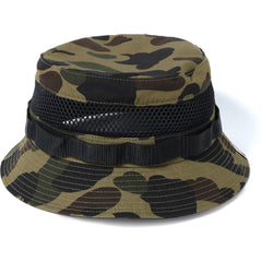 1ST CAMO MILITARY MESH HAT MENS