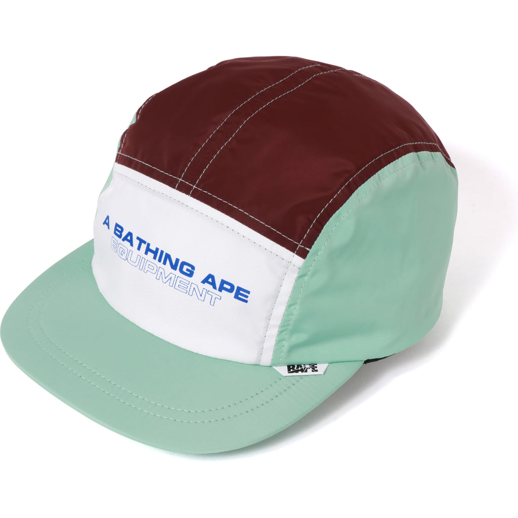 COLOR BLOCK PANEL CAP MENS