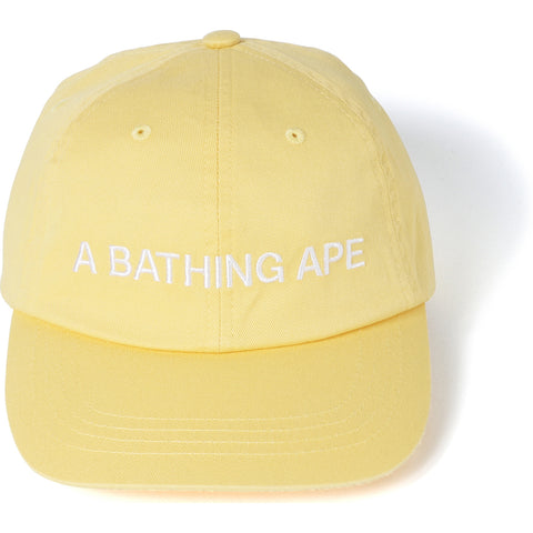 PASTEL COLOR PANEL CAP MENS