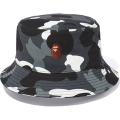 CITY CAMO BUCKET HAT MENS