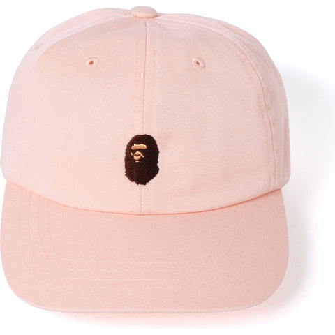 APE HEAD EMBROIDERY PANEL CAP MENS