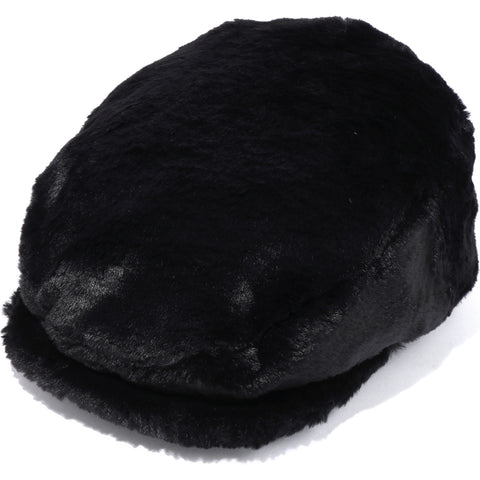 FUR HUNTING CAP MENS