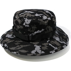 DIGITAL CAMO MILITARY HAT MENS