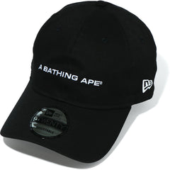 A BATHING APE NEW ERA 9TWENTY CAP MENS