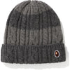 CABLE HOOP KNIT CAP LADIES