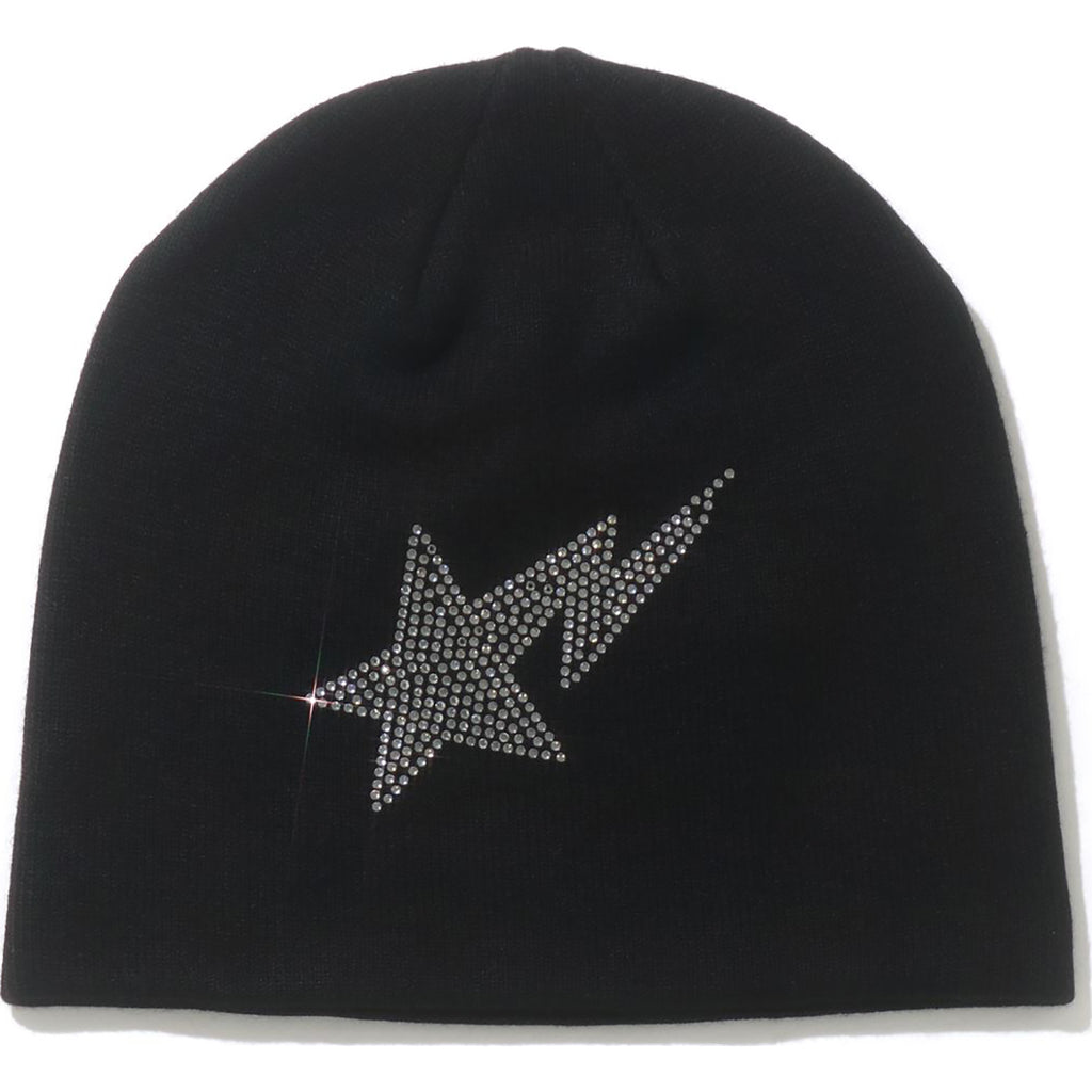 STA CRYSTAL STONE KNIT CAP MENS