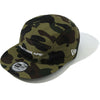 1ST CAMO A BATHING APE NEW ERA JET CAP MENS