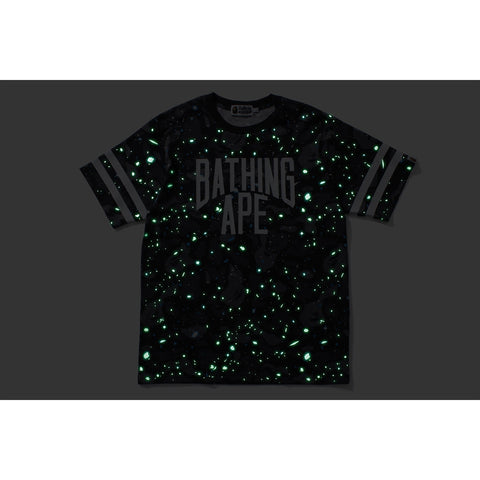 SPACE CAMO NYC LOGO TEE
