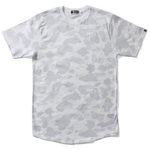 CITY CAMO LONG LENGTH TEE