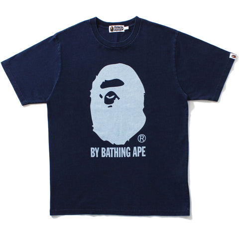 INDIGO BY BATHING APE TEE / MENS