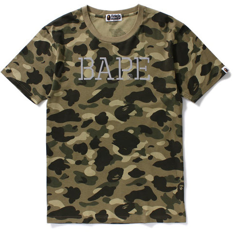 COLOR CAMO BIG TEE L