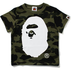 1ST CAMO BIG APE HEAD TEE K