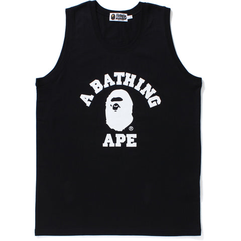 COLLEGE TANK TOP MENS
