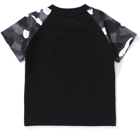 CITY CAMO BIG COLLEGE TEE KIDS