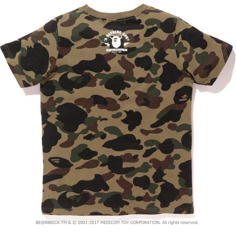 1ST CAMO BE@R BUSY WORKS TEE LADIES