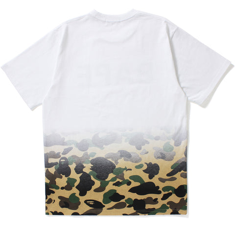 1ST CAMO GRADATION TEE MENS