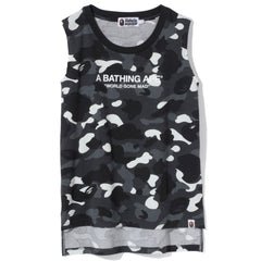 CITY CAMO TANK TOP LADIES