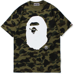 1ST CAMO BIG APE HEAD BIG TEE LADIES