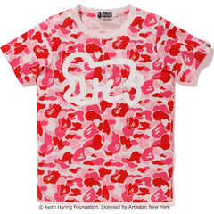 KEITH HARING ABC TEE LADIES