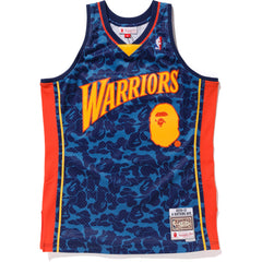 WARRIORS ABC BASKETBALL JERSEY TANKTOP M
