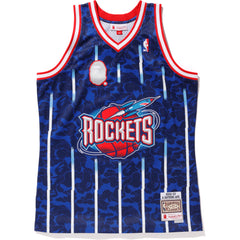 ROCKETS ABC BASKETBALL JERSEY TANKTOP M