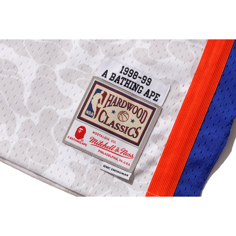 KNICKS ABC BASKETBALL JERSEY TANKTOP M