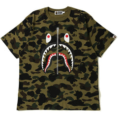 1ST CAMO SHARK WIDE TEE MENS