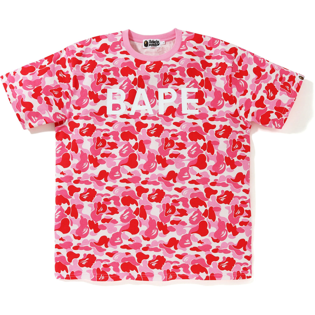ABC BAPE RELAXED TEE MENS