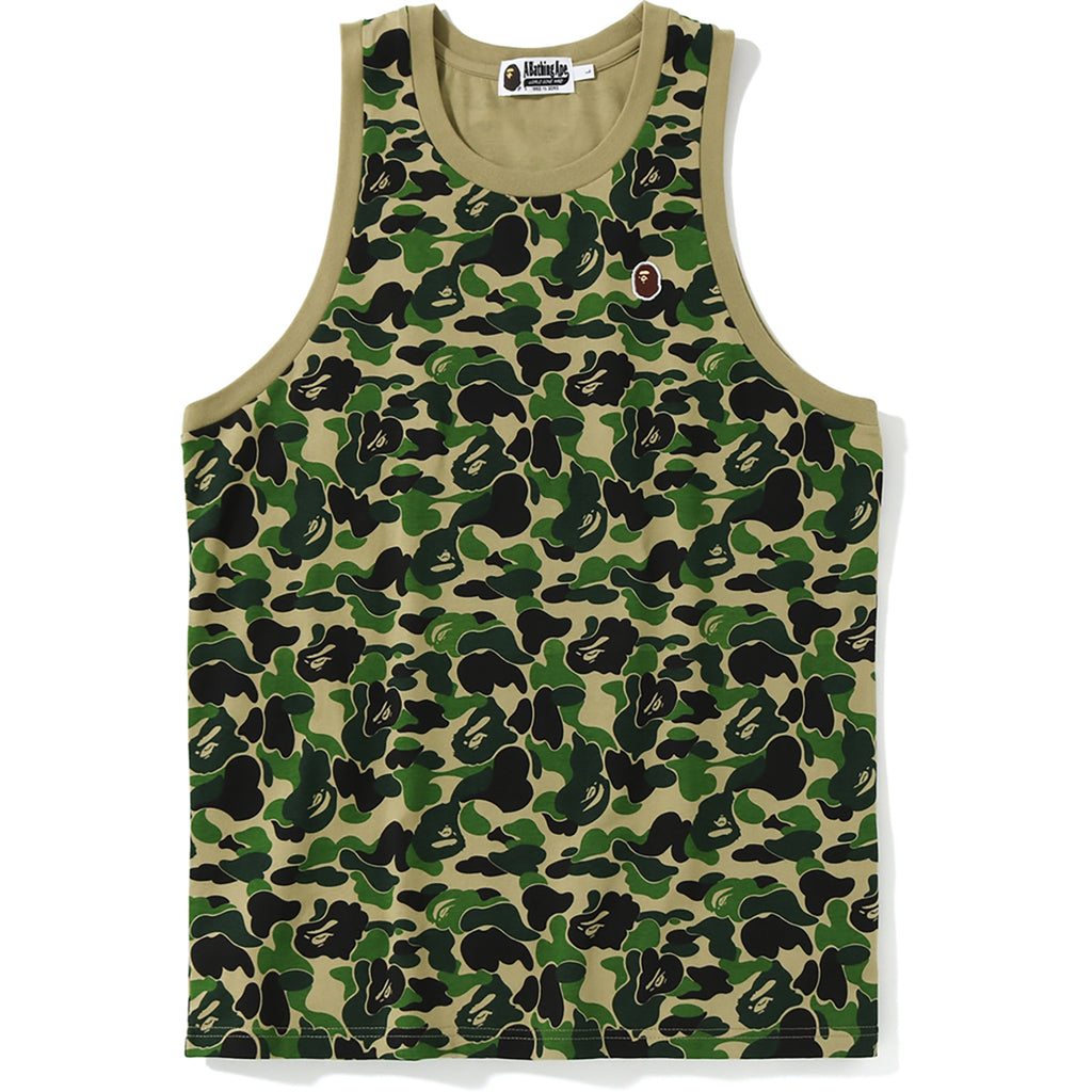 ABC ONE POINT TANK TOP MENS
