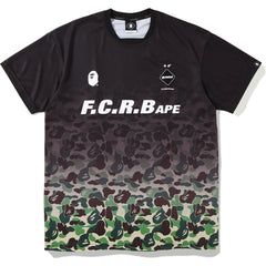 BAPE X FCRB GAME SHIRTS MENS