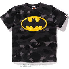 BAPE X DC COLOR CAMO TEE KIDS