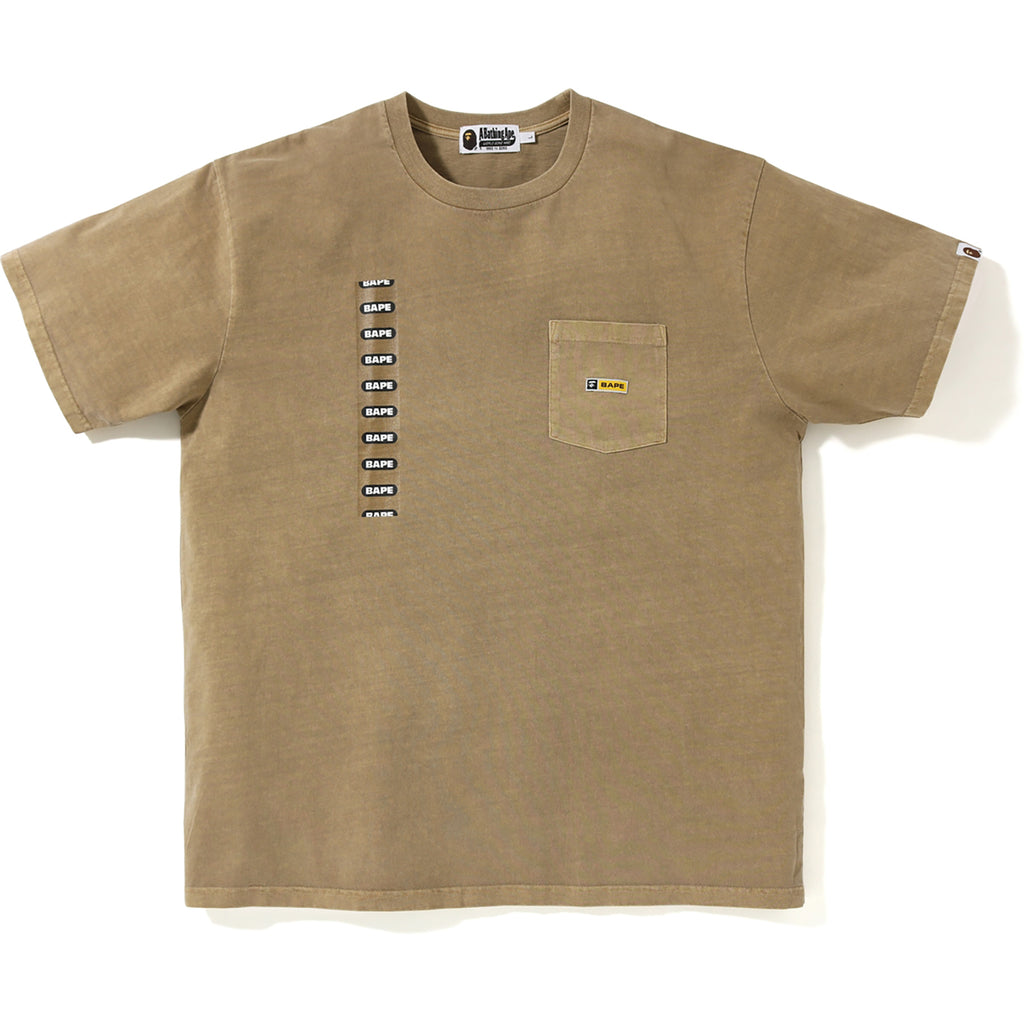 RELAXED POCKET TEE MENS