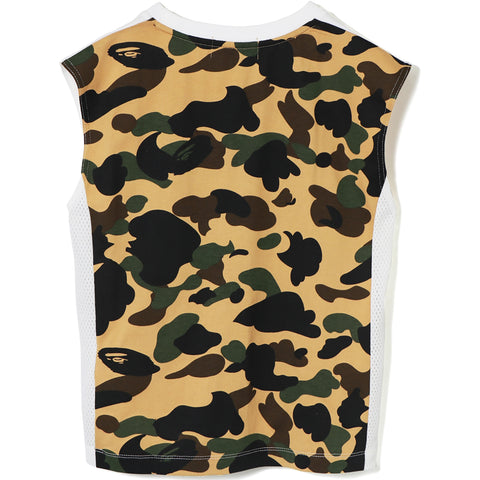 1ST CAMO SLEEVELESS TEE LADIES