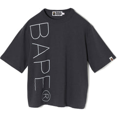 BAPE WIDE TEE LADIES