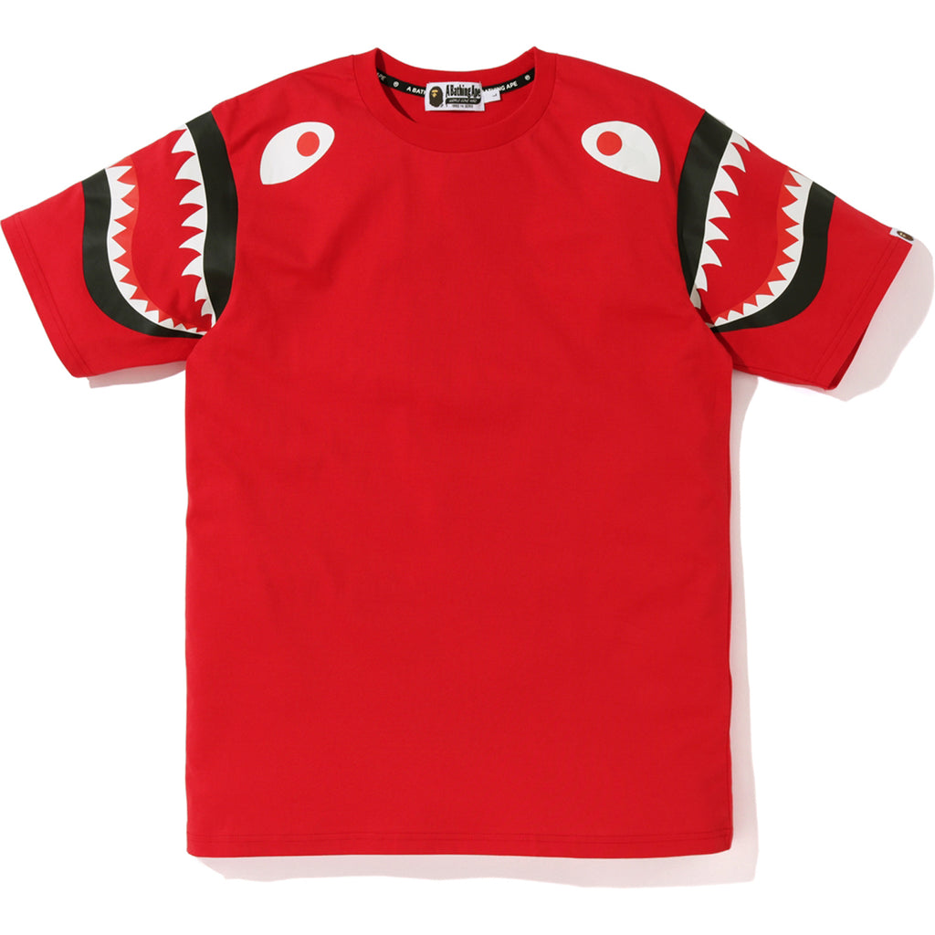SHARK SHOULDER TEE MENS