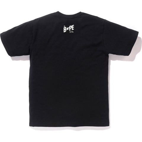 BAPE STA ONE POINT TEE MENS