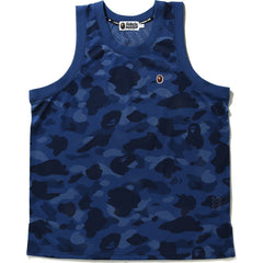 COLOR CAMO MESH BASKETBALL TANK TOP MENS