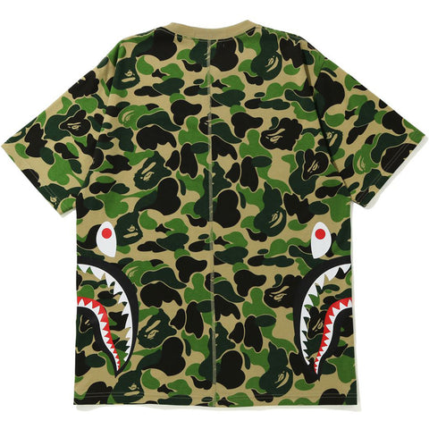 ABC CAMO SIDE SHARK TEE MENS