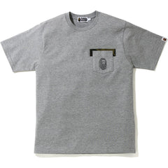 REVERSE APE HEAD POCKET TEE MENS