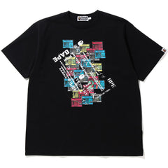 BAPE 27TH ANNIV. RELAXED TEE MENS