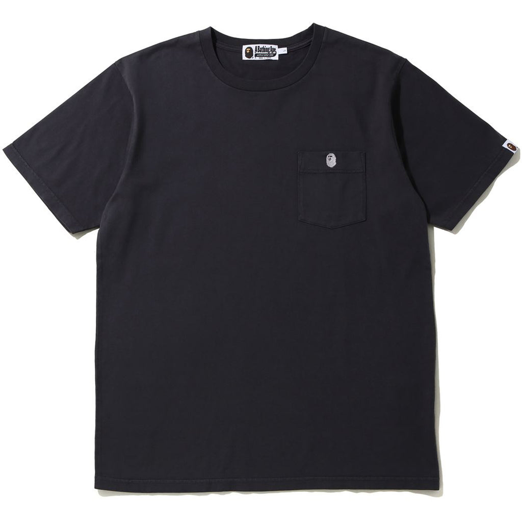 ONE POINT POCKET OVERDYE TEE MENS