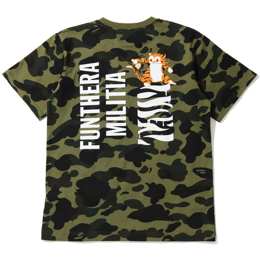 1ST CAMO TIGER TEE JR KIDS