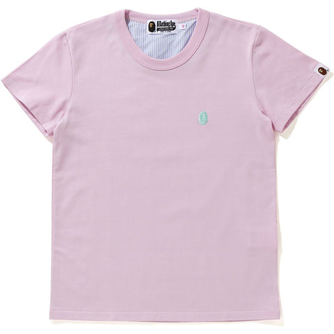 APE HEAD ONE POINT MINI TEE LADIES