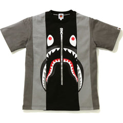 SHARK COLOR BLOCK TEE JR KIDS