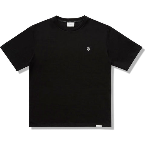 BAPE BLACK BACK LOGO TEE MENS