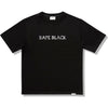 BAPE BLACK TEE MENS